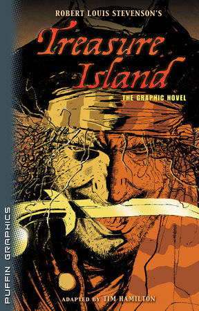 Puffin Graphics: Treasure Island