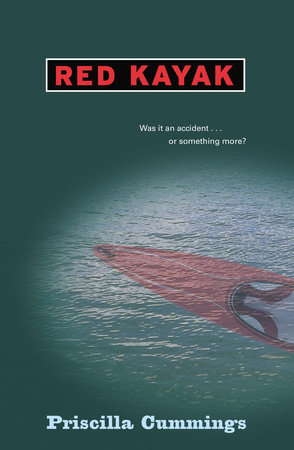 Red Kayak by Priscilla Cummings