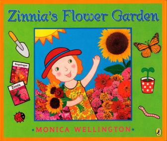 Zinnia's Flower Garden