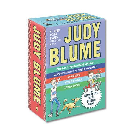 Judy Blume's Fudge Box Set by Judy Blume