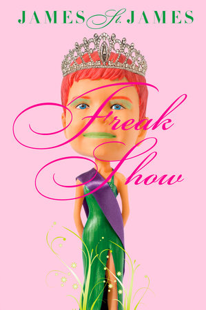 The cover of the book Freak Show