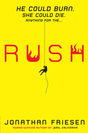 Rush by Jonathan Friesen