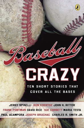 Baseball Crazy Book Cover Picture