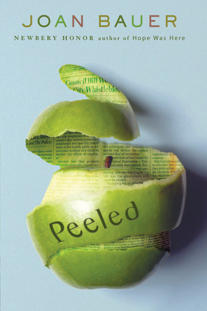 Peeled by Joan Bauer