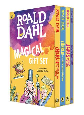 Roald Dahl Magical Gift Set (4 Books) by Roald Dahl