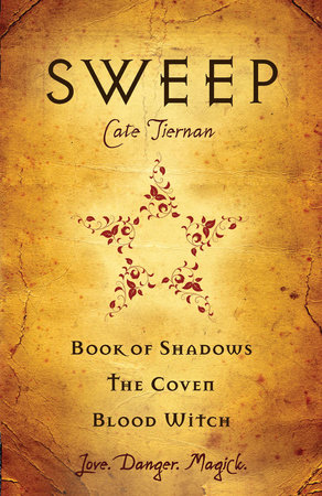 WAL Sweep: Book of Shadows, The Covenn and Blood Witch by Cate Tiernan