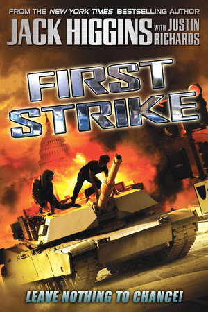 First Strike by Jack Higgins and Justin Richards