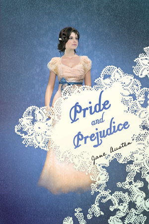 The cover of the book Pride and Prejudice