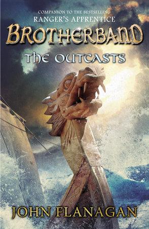 The Outcasts by John A. Flanagan