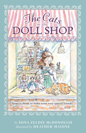 The Cats in the Doll Shop by Yona Zeldis McDonough