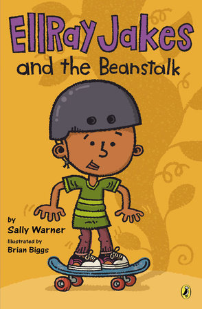 EllRay Jakes and the Beanstalk by Sally Warner