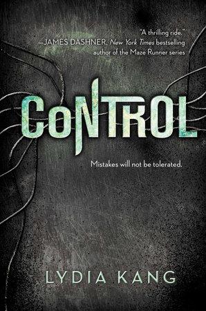 control by Lydia Kang