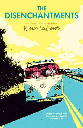 The Disenchantments Book Cover Picture