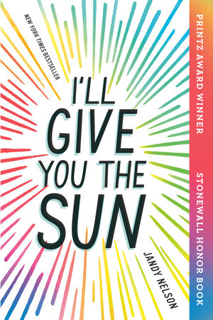 I'll Give You the Sun Book Cover Picture