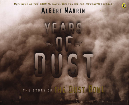 Years of Dust by Albert Marrin