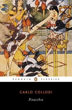 Pinocchio Book Cover Picture