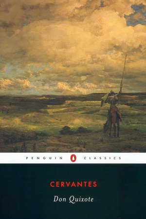 The cover of the book Don Quixote