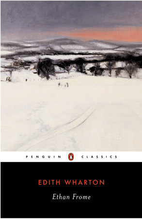 The cover of the book Ethan Frome