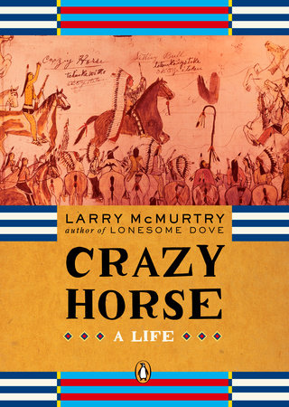 Crazy Horse Book Cover Picture