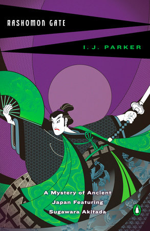 Rashomon Gate by I. J. Parker