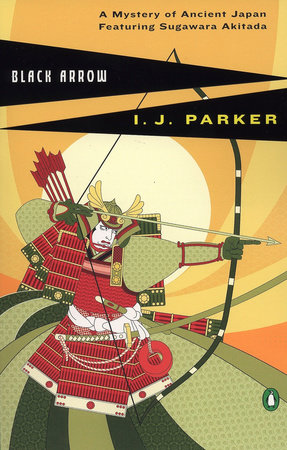 Black Arrow by I. J. Parker