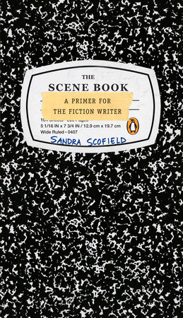 The Scene Book by Sandra Scofield