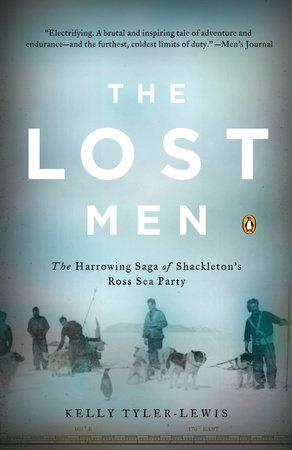 The Lost Men by Kelly Tyler-Lewis