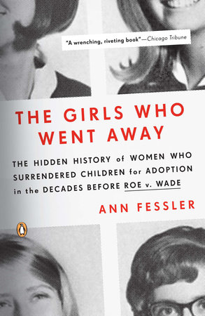 The cover of the book The Girls Who Went Away