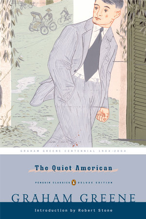The Quiet American Book Cover Picture