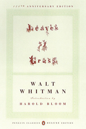 Leaves of Grass Book Cover Picture