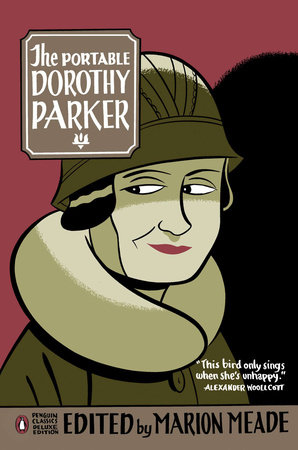 The Portable Dorothy Parker Book Cover Picture