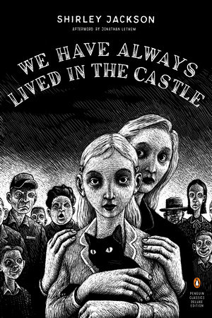 We Have Always Lived in the Castle Book Cover Picture