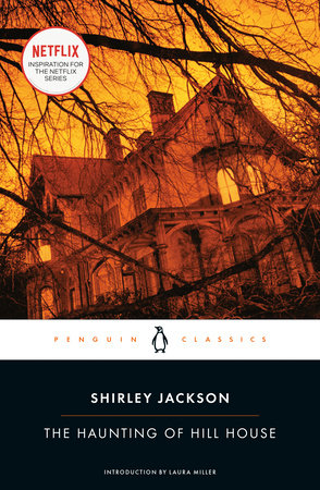 The Haunting of Hill House Book Cover Picture