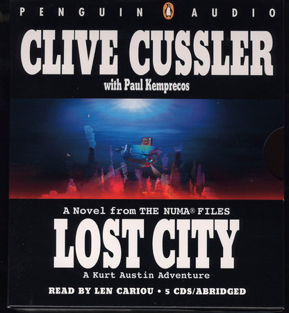 Lost City by Clive Cussler and Paul Kemprecos