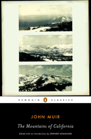 The Mountains of California Book Cover Picture