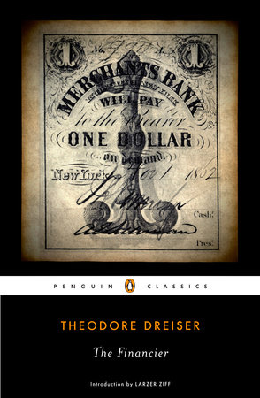 The Financier by Theodore Dreiser