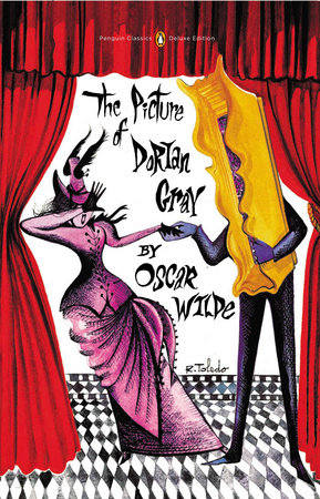 The cover of the book The Picture of Dorian Gray