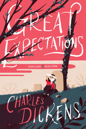 The cover of the book Great Expectations