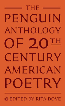 The Penguin Anthology of 20th-Century American Poetry by