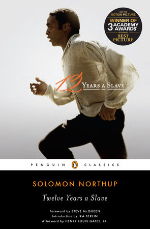 Twelve Years a Slave Book Cover Picture