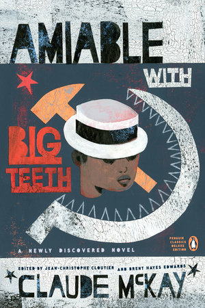 The cover of the book Amiable with Big Teeth
