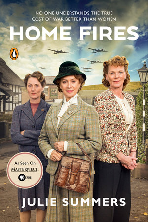 Home Fires Book Cover Picture