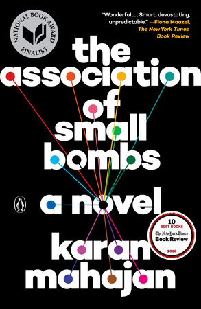 The Association of Small Bombs Book Cover Picture