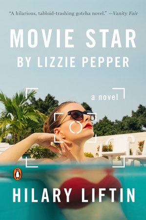 Movie Star by Lizzie Pepper Book Cover Picture