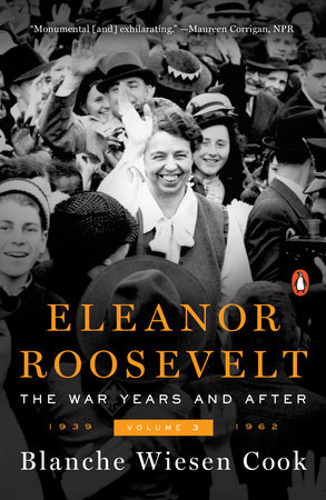 The cover of the book Eleanor Roosevelt, Volume 3