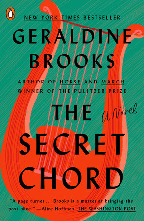 The Secret Chord Book Cover Picture