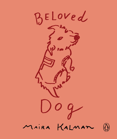 The cover of the book Beloved Dog