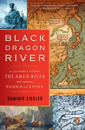 The cover of the book Black Dragon River