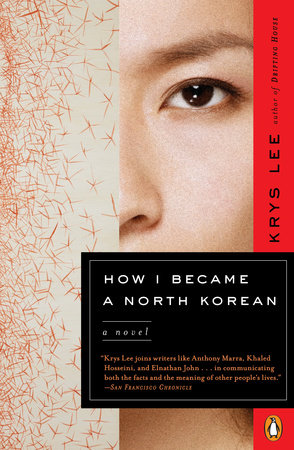 The cover of the book How I Became a North Korean