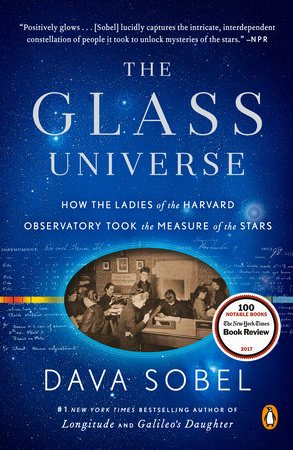 The cover of the book The Glass Universe